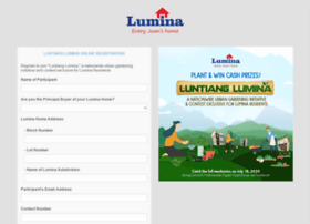 onlineregistration.lumina.com.ph