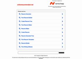 onlineresumemaker.net