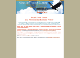onlineresumewriterscourse.com