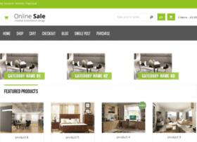 onlinesale.weblusive-themes.com