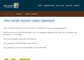 onlinesales.seatoskygondola.com