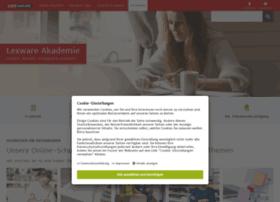 onlineschulungen2.lexware.de