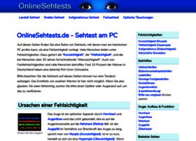 onlinesehtests.de