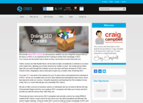 onlineseocourses.co.uk