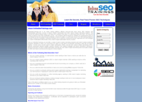 onlineseotrainings.com