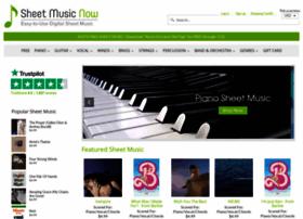 onlinesheetmusic.com