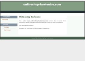 onlineshop-kostenlos.com