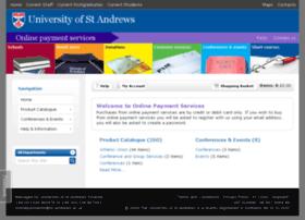 onlineshop.st-andrews.ac.uk