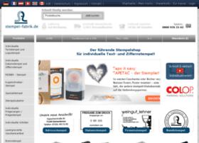 onlineshop.stempel-fabrik.de