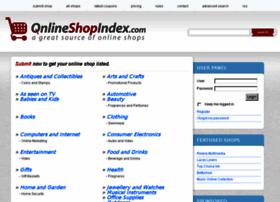 onlineshopindex.com