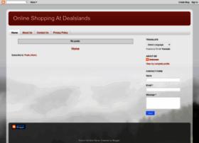 onlineshoppingatdealslands.blogspot.com