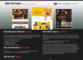 onlinesitecreator.net