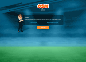 onlinesoccermanager.be