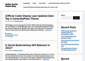 onlinesocialmediablog.com