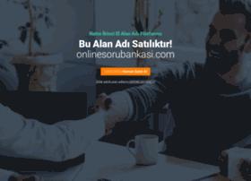 onlinesorubankasi.com