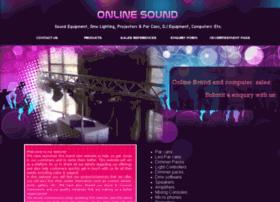 onlinesound.co.za