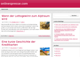 onlinespresse.com