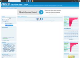 onlinestage.forumotion.com