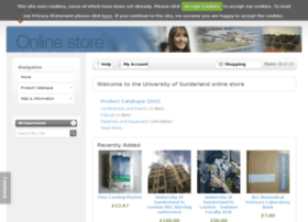 onlinestore.sunderland.ac.uk