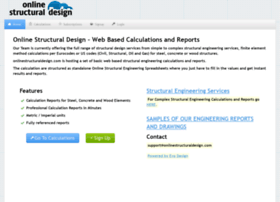 onlinestructuraldesign.com