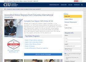 onlinestudies.ciu.edu