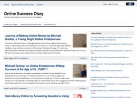 onlinesuccessdiary.com