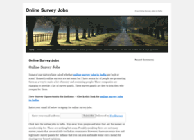 onlinesurveyjobs.in