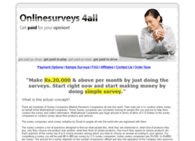 onlinesurveys4all.info