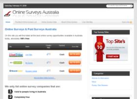 onlinesurveysaustralia.com.au