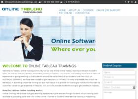 onlinetableautrainings.com