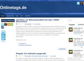 onlinetags.de