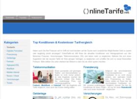 onlinetarife.net