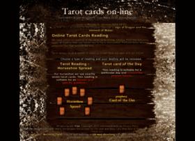 onlinetarotcards.eu