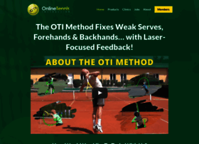 onlinetennisinstruction.com
