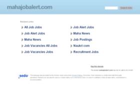 onlinetest.mahajobalert.com