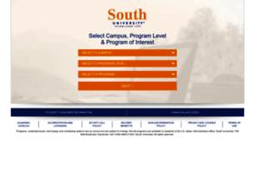 onlinetour.southuniversity.edu