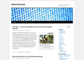 onlinetutorials.de
