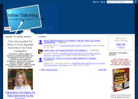 onlinetutoring.ning.com