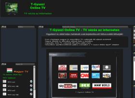 Onlinetv.gportal.hu