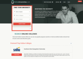 onlineuniversities.com