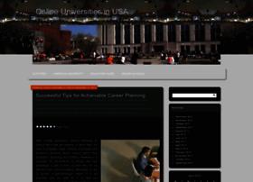 onlineuniversitiesinusa.wordpress.com