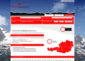 onlineverzeichnis.at