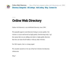 onlinewebdirectory.net