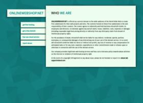 onlinewebshop.net
