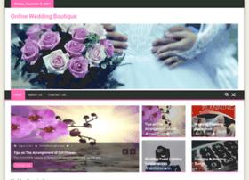 onlineweddingboutique.com.au