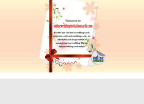 onlineweddinginvitationcards.com