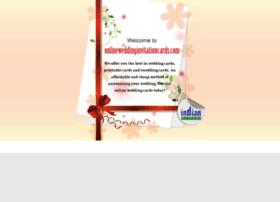 onlineweddinginvitationcards.com