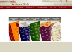 onlineweddinginvitationcards.in