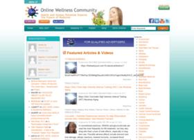 onlinewellnesscommunity.com