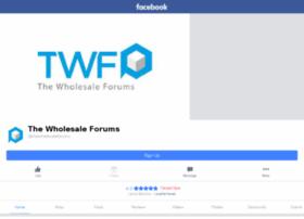 onlinewholesaleforums.com